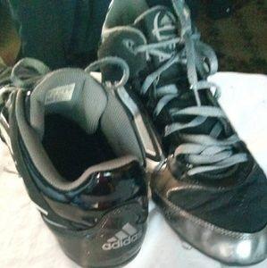 Men's Adias Soccer Tennis Shoes Size 14